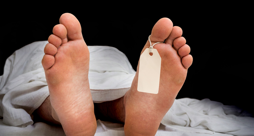Un corps retrouvé à Vahibé