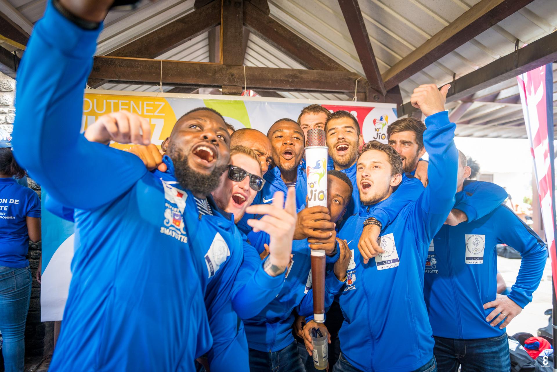 JIOI 2019 : 8 médailles pour Mayotte à l'aube de la septième journée