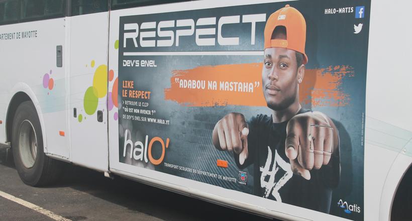 Une chanson dénonce l'incivilité dans les bus