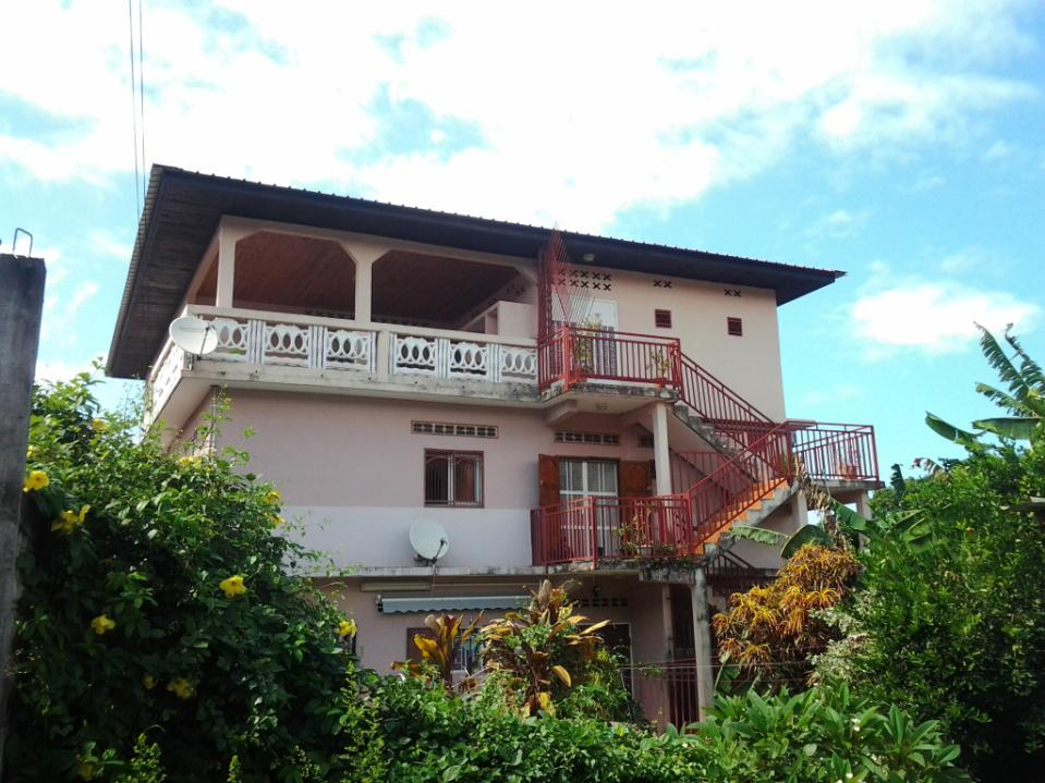 location appartement kaweni