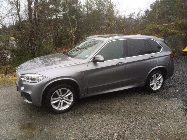 BMW X5 xDrive 30D  Panorama 2012