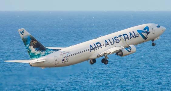 Air Austral  : des perturbations du 4 au 12 juillet