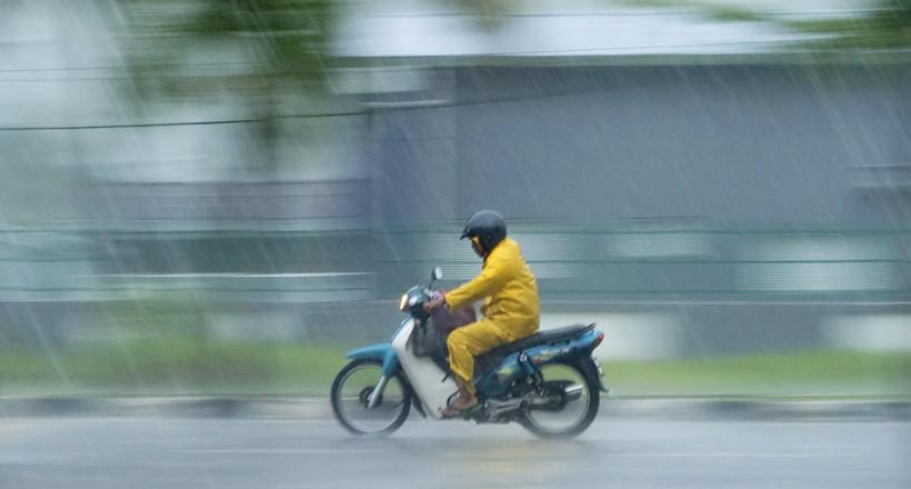 La saison des pluies revient la semaine prochaine