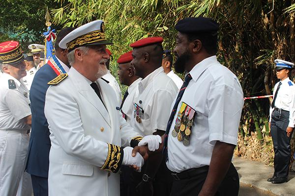 Le nouveau préfet Jean-François Colombet a pris ses fonctions
