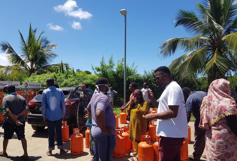 Réapprovisionnements à Mayotte : ça sent le gaz chez Total et Somagaz