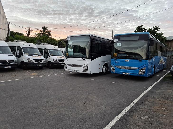 Mayotte : les bus scolaires sont parés pour la reprise mais roulent à vide