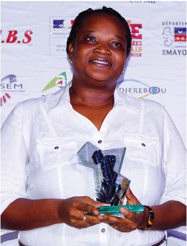 """Carla Baltus, président du MEDEF Mayotte : """"Nous voulons éviter que des plans de licenciement viennent encore gonfler les chiffres du chômage"""""""
