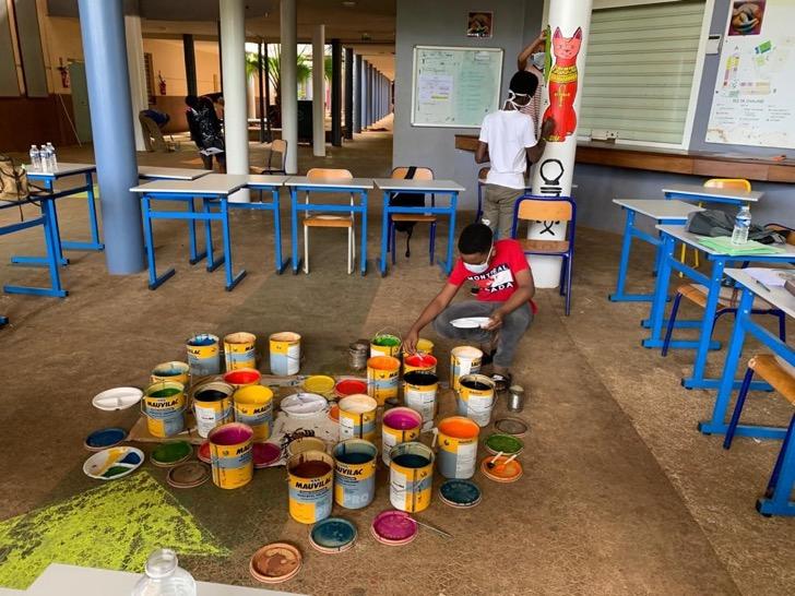 À Mayotte, des vacances ludiques et apprenantes pour lutter contre l'oisiveté