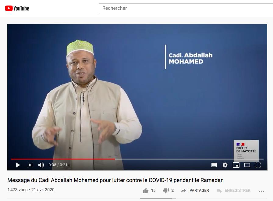 """24 heures avec... Mohamed Abdallah : """"Je suis un cadi actif"""""""