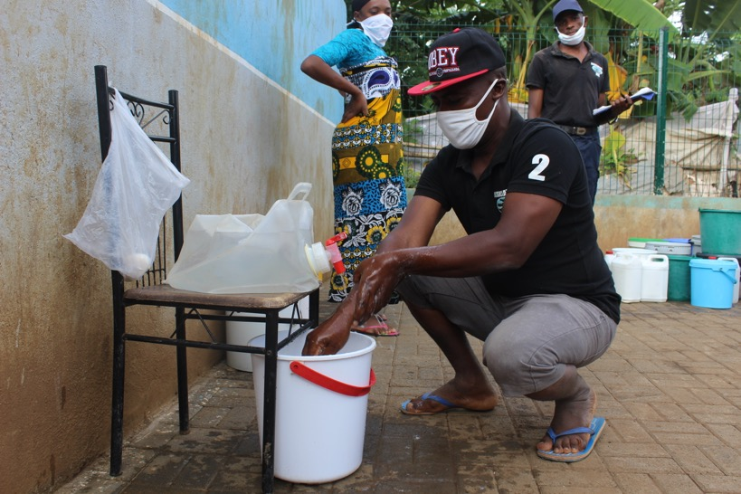 L'accès à l'eau, le cheval de bataille de l'agence régionale de santé de Mayotte