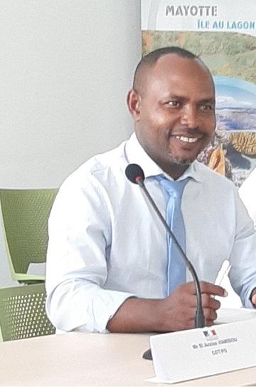 """""""Il faut que nous soyons tous en pleine action à Mayotte, mais pour cela nous devons avoir confiance en la machine"""""""