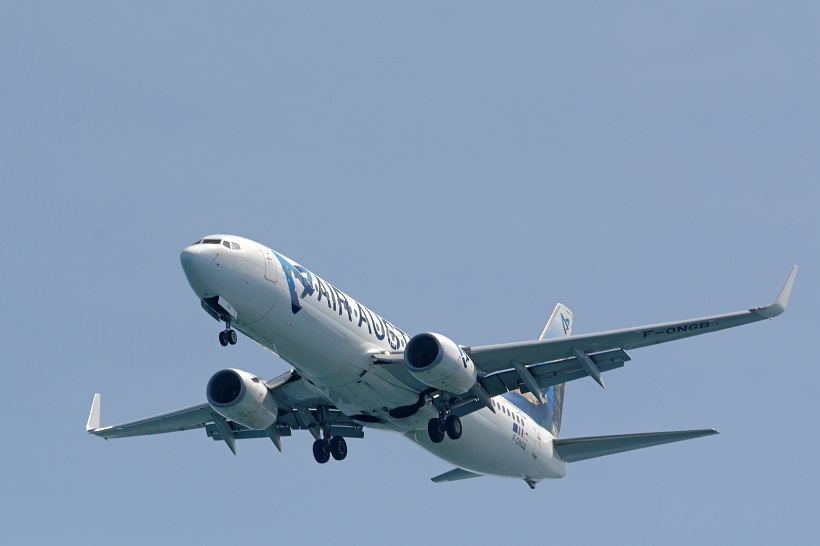Réduction drastique des vols entre l'Hexagone et l'Outre-mer