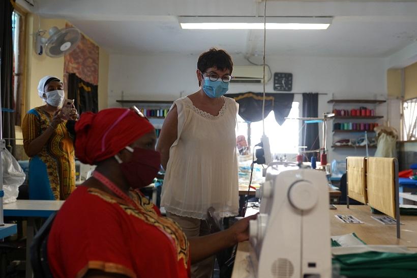À la rencontre des couturières mahoraises