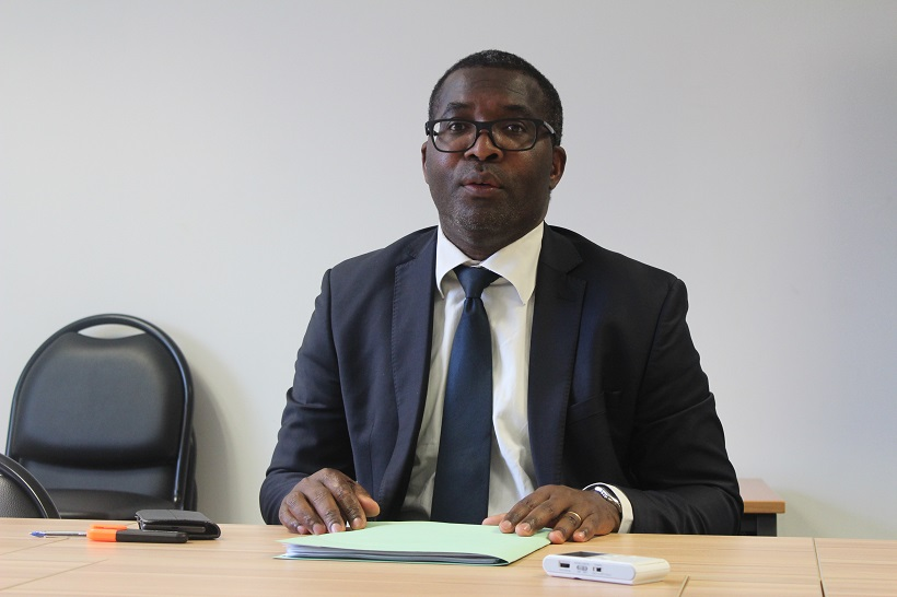 """Camille Miansoni, procureur de Mayotte : """"Mon rôle est de protéger la société avant tout"""""""
