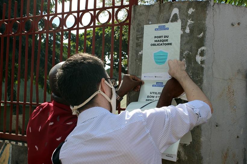 Élections municipales : Mamoudzou se prépare au deuxième tour