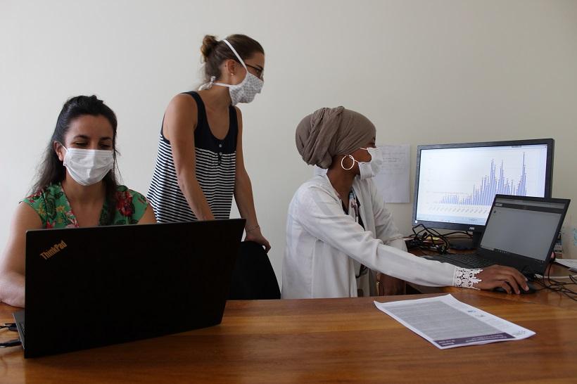 """Santé Publique France à Mayotte : """"Les moins de 18 ans nous sauvent dans la dynamique épidémique"""""""