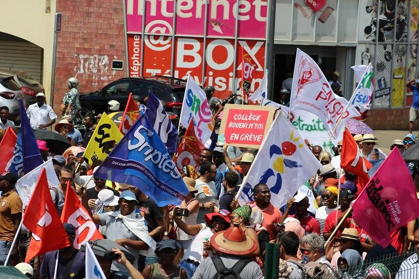 Alignement des droits : le statut très particulier des travailleurs du secteur privé à Mayotte
