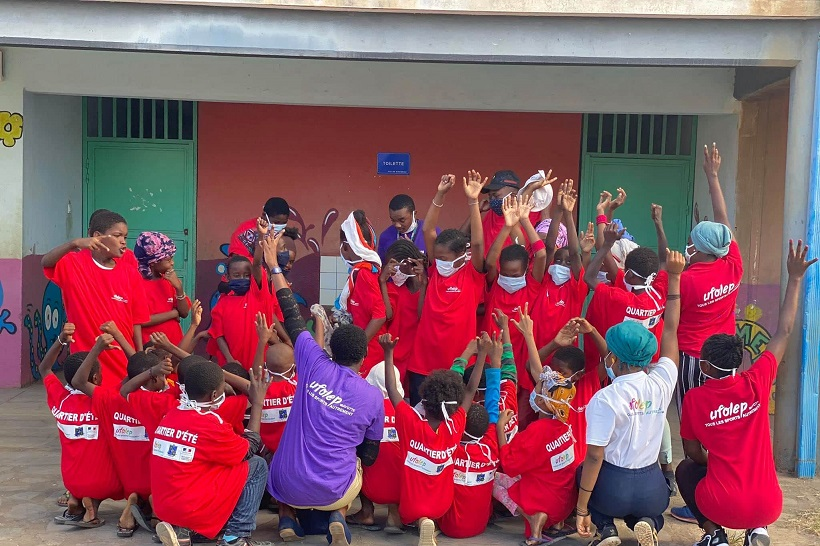 L'UFOLEP à Mayotte continue sa tournée des villes