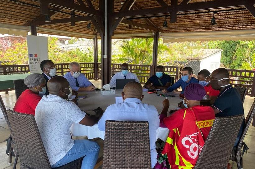 Mayotte : après 71 jours de conflit, les salariés de BDM aux abois signent la reprise