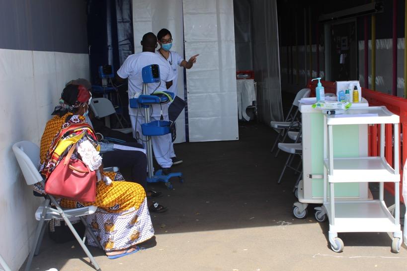 """""""L'épidémie ne marque pas le pas"""", selon l'ARS de Mayotte"""