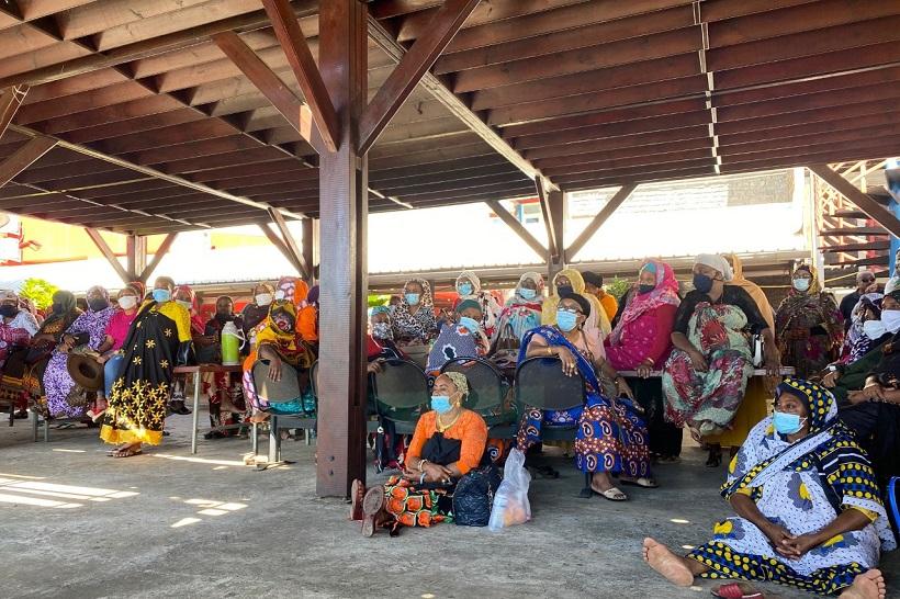 Assistants familiaux à Mayotte : « S'il faut que l'on rende leurs enfants, on leur rendra leurs enfants ! »