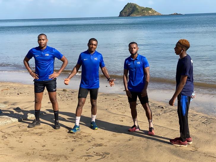 Après la marche de Petite-Terre, une course autour de l'île de Mayotte