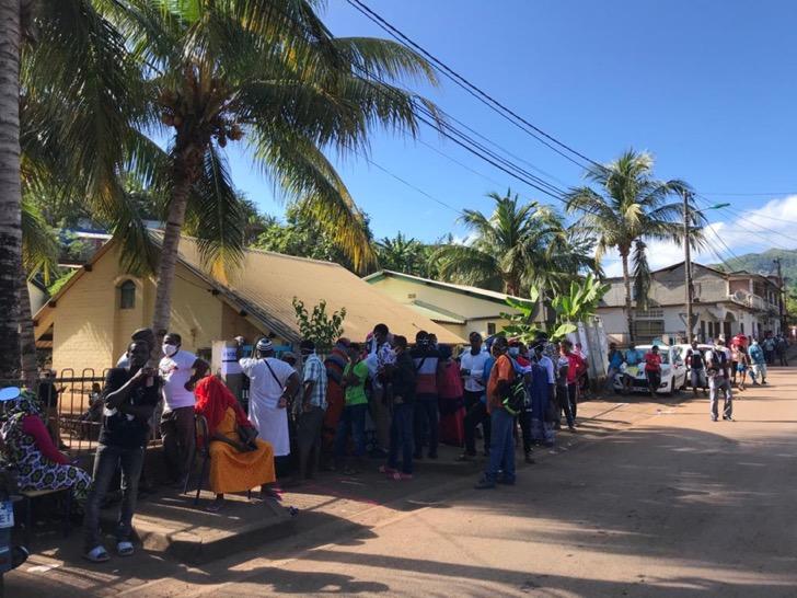 Participation record, issue 100% masculine… Ce qu'il faut retenir d'un scrutin dans l'ombre du Covid à Mayotte