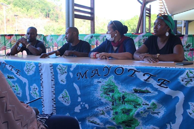 Dernière marche du collectif des citoyens de Mayotte 2018 avant le chaos ?