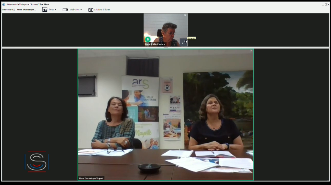 Commission d'enquête : D. Voynet dézingue « les décisions brutales et imposées » à Mayotte