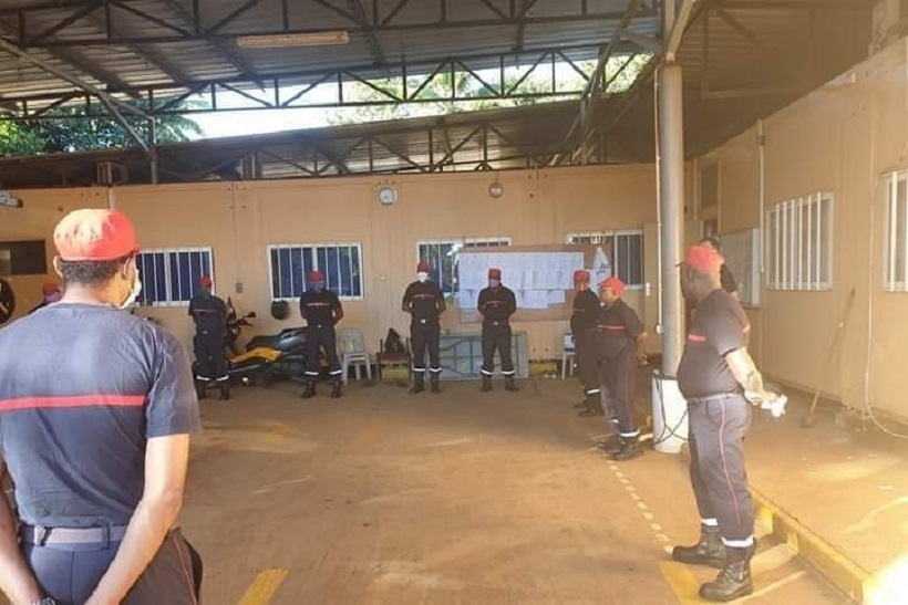 Conflit social à Mayotte : Rien ne va plus entre les pompiers et leur directio