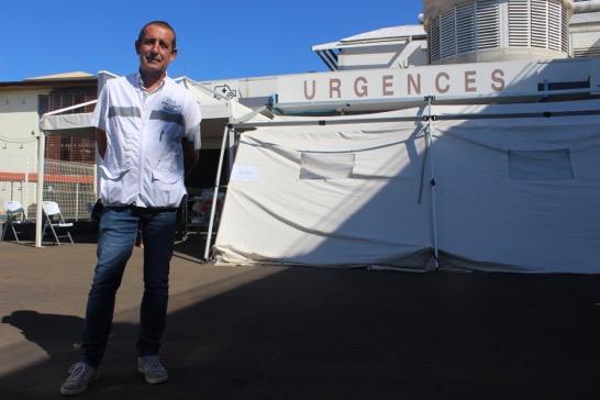 """""""L'hôpital militaire"""" attendu d'ici une douzaine de jours à Mayotte"""