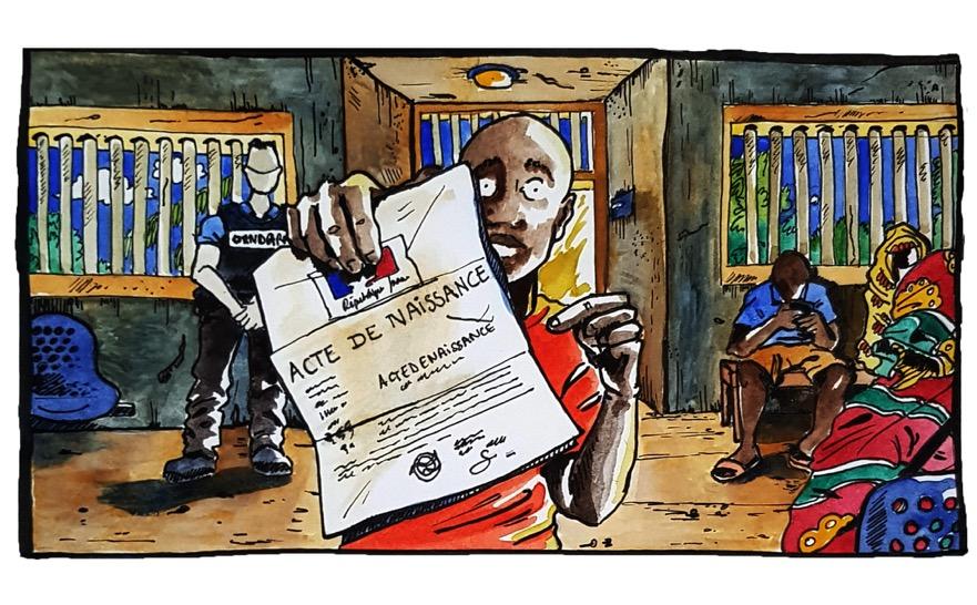 Les enfants des kwassas, symboles des reconduites expéditives à Mayotte
