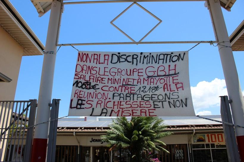 Grève BDM : quatre jours après l'incendie à Jumbo, un conflit au point mort