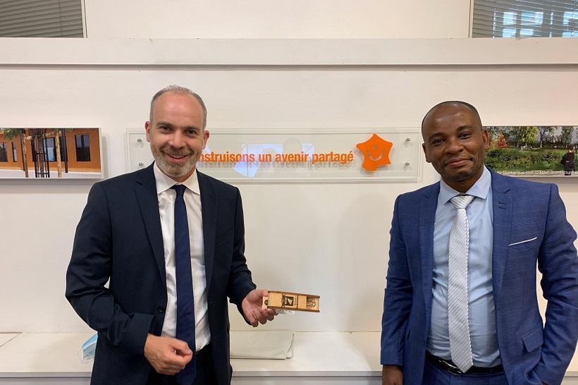 De retour de Paris, le maire de Mamoudzou voit grand pour sa ville