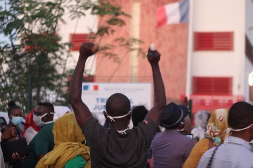 """Justice à Mayotte : """"Il faut se battre contre l'insécurité, mais de la bonne manière"""""""