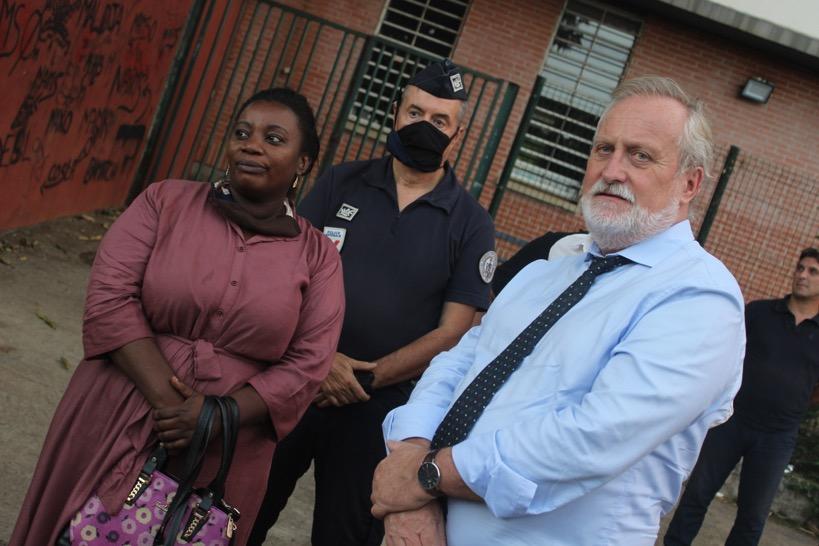 Le préfet de Mayotte « compte » sur les médiateurs pour remettre les jeunes dans le droit chemin
