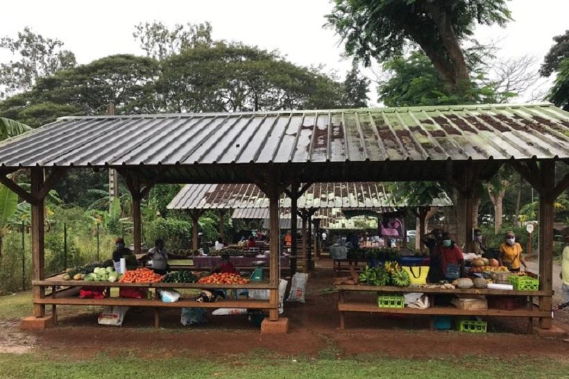 Réouverture du marché paysan de Coconi : des changements dans le panier