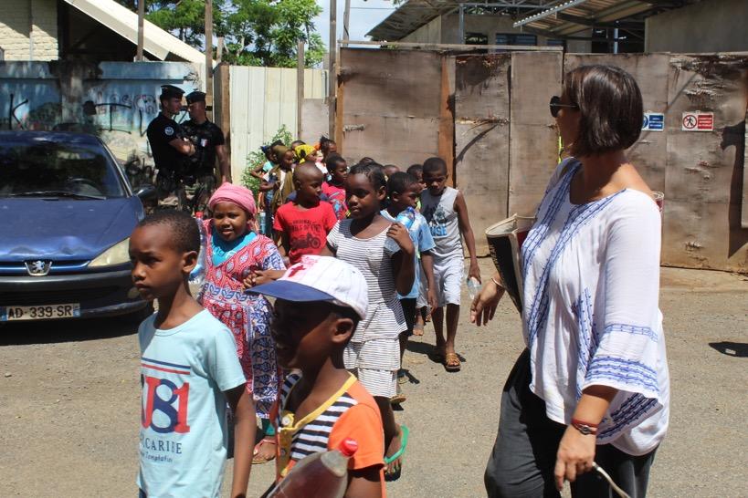 """Ouverture des écoles à Mayotte : """"le rythme c'est de ne pas aller trop vite"""""""