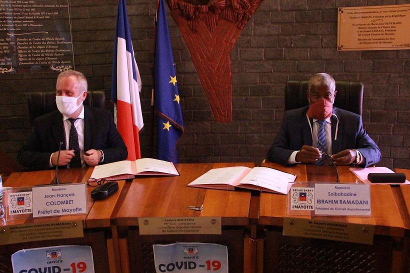 5,9 millions d'euros pour la formation à Mayotte en 2020