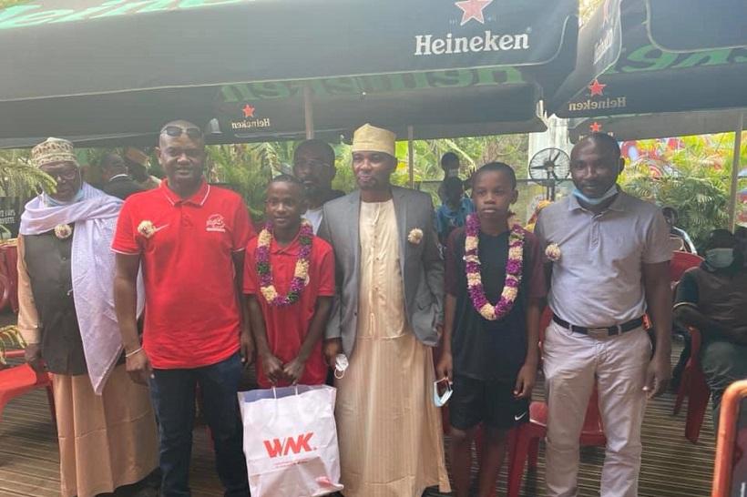 Jour J pour le jeune talent du FCM Isaack Ahamadi