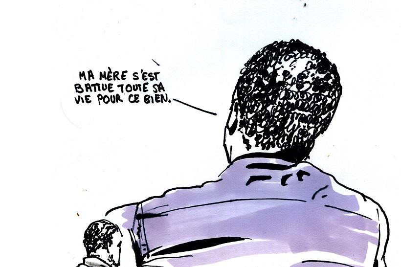 """117 personnes dans un logement indigne à Mayotte : le propriétaire de la """"maison des Africains"""" devant la justice"""
