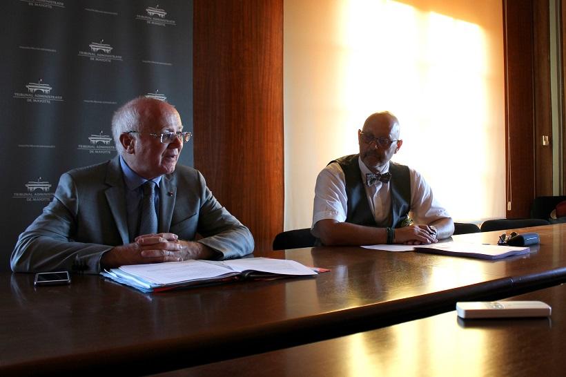 À défaut d'intérêt à agir, le référé du Collectif des citoyens et du Codim rejeté par le tribunal administratif de Mayotte