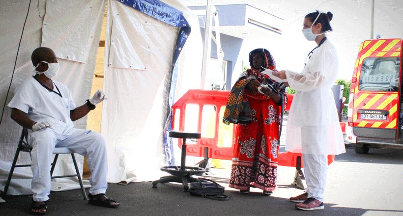 Covid-19 aux Comores, déconfinement, clusters de contamination… D. Voynet fait le point