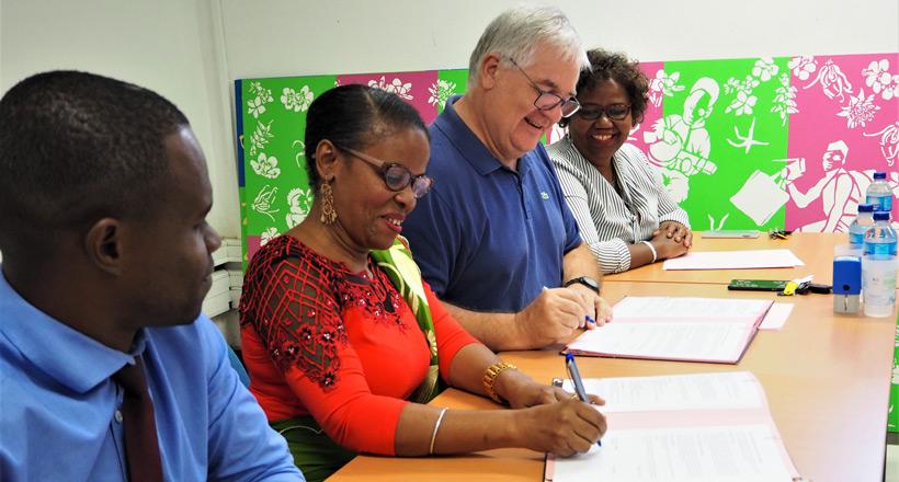 Une convention pour développer et harmoniser l'action sociale communale
