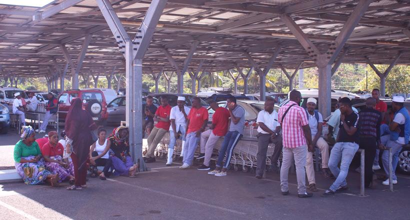 Droit de retrait des salariés de BDM après le braquage d'un Douka