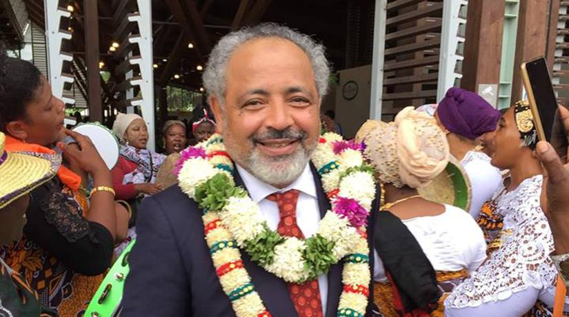Visite sous tension du candidat Fahmi Said ibrahim