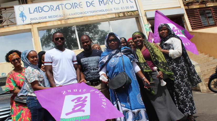 Laboratoire de Mayotte : les négociations au point mort