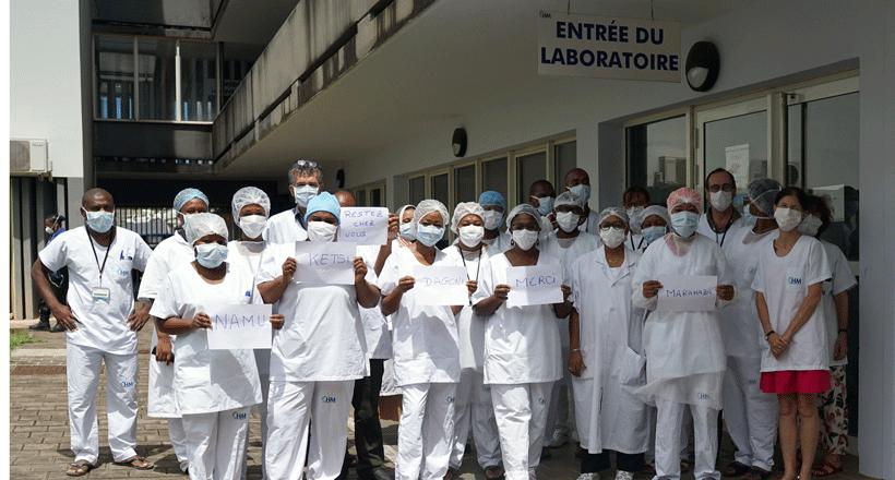 Le labo du centre hospitalier de Mayotte au cœur de la détection