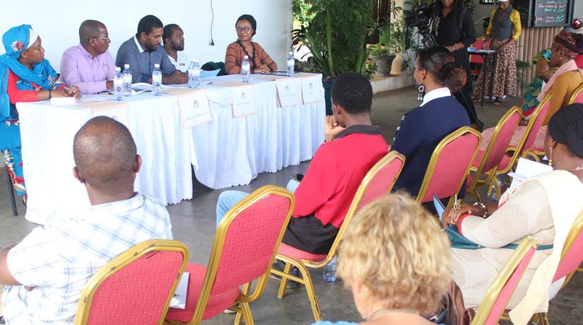 Un nouveau tour de Mayotte pour les Handicapables
