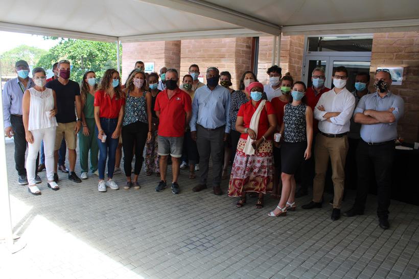 L'ARS tire son chapeau au Cros Mayotte